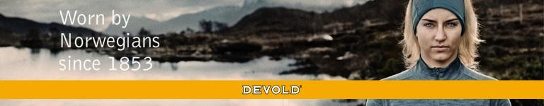 Devold banner